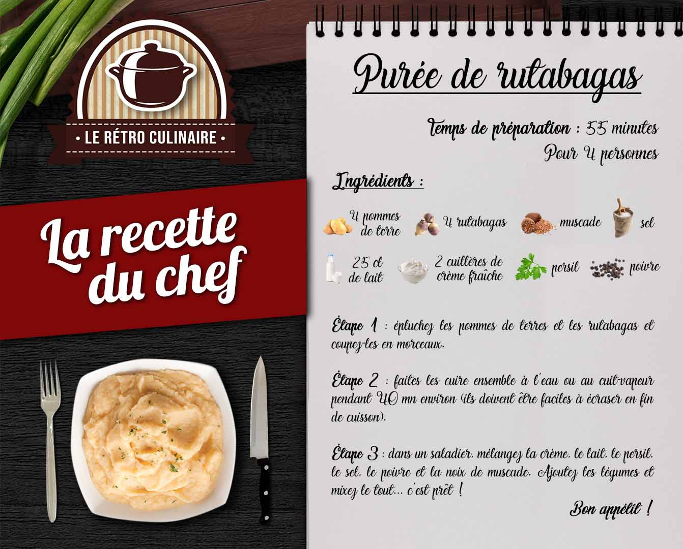 recette RED